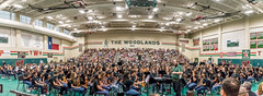 320:365-1 End of an Era (Woodlands Photog) Tags: school panorama high concert woodlands texas orchestra strings