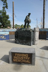 Fishing Industry Memorial  - Port of Los Angeles (San Pedro, California) - Saturday October 24, 2015 (cseeman) Tags: california port boats harbor losangeles fishing fisherman memorial ships southerncalifornia sanpedro portoflosangeles maritimememorial fishingindustry losangelesharbor harborboulevard maritimehistory commercialharbor fishingindustrymemorial losangelesfishingindustrymemorial sanpedrofishingindustrymemorial