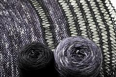Asunder WIP progress (chavala) Tags: knitting lace sundara shawls sweetgeorgia northboundknitting