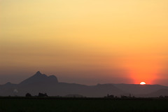 Beautiful Australian Sunset (jordanwphotography1) Tags: world sunset mountain color colour beautiful rural landscape photography photo colours farm country contest sunsets australia photograph colourful landscale natgeo murwillumbah sunsetcenter colourfulness