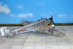 Junkers Ju-52 (modelldoc) Tags: european bea plastic british kit airways airliner airfix ju52 junkers