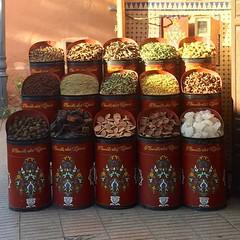 Spices (yaelgasnier) Tags: travel square colorfull morocco squareformat maroc marrakech marruecos marokko  wonderfulplaces   shotaward vsco beautifuldestinations iphoneography instagramapp instamorocco igworldclub iphone6plus marocphotonet