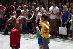 Sydney Street Performance (alzak) Tags: street new eve mall nye crowd performance sydney american years pitt performers hi5 2015 pittstreetmall