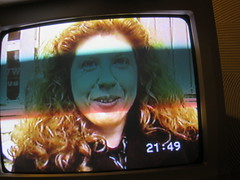 VHS (the_gonz) Tags: lauren newspaper camcorder 90s loz vhs ywng