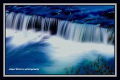 OTRA DEL RO DEBA EN BERGARAKO (Angel Ezkurra photography) Tags: euskadi cascada bergara euskoflickr riodeba