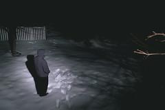 outside (Hummingdust) Tags: winter portrait snow man male night outside outdoors utah nikon mood moody eerie melancholy cinematic tamron f28 ogden 2470 utahphotographer nikondf