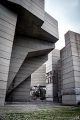 Arkitektour OCT15 (DarmonRichter) Tags: travel abandoned tourism architecture tour communism bulgaria urbanexploration balkans easterneurope urbex buzludzha buzludja