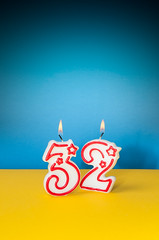 03/52 (andreat182) Tags: birthday project happy photo nikon candles years nikkor weeks compleanno 32 52 strobe 2016 elinchrom candeline strobist d700 0352
