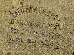 Schillinger Patent, San Francisco, CA (Robby Virus) Tags: sanfrancisco california concrete cement stamp company sidewalk asp contractor patent schillinger