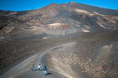Etna (Marci's) Tags: lava sicily etna sicilia vulcano crateri