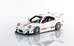 LEGO Porsche 911 GT3 RS 4.0 (Malte Dorowski) Tags: speed lego 911 engine racing porsche 40 racers rc 116 carrera 117 porsche911 118 gt3 997 modelteam foitsop