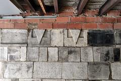 Unique residential masonry block (SteveMather) Tags: decorative garage masonry smooth basement clean block walls residential polished spe topaz iphone masonary 6s procamera anthropics smartphotoeditor vividhdr