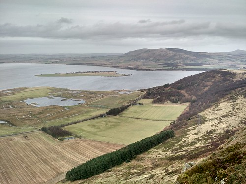 Loch Leven o Benarty Hill HDR