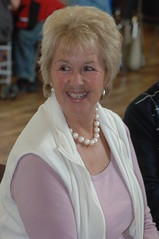 DSC_0151 Veda Spafford Portrait Scawby Village Hall Lincolnshire (photographer695) Tags: patchett spafford family reunion scawby village hall oct 2005 veda