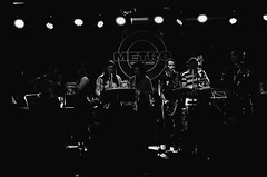 The Young Pek (nEjmEd) Tags: film analog iso100 pentax k1000 jazz brno fujineopan100acros tetenalultrafinliquid metromusicbar theyoungpek