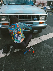 DSCF6087 (Deven M McCoy) Tags: street fuji streetphotography fujifilm pdx portra portra400 myfuji vsco streetsofchrome