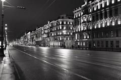 Streets of St. Petersburg. (rededia) Tags: street travel urban blackandwhite black monochrome blackwhite fuji streetphotography fujifilm x100 x100t