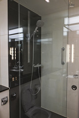 Shower room (A. Wee) Tags: germany bathroom hotel europe lemeridien 欧洲 德国 斯图加特 艾美 酒店stuttgart