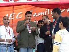 Prize Distribution @ AKTEL Family Day 2008