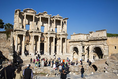 The Library of Celsus at Efes (Bill in DC) Tags: turkey ephesus efes 2015 libraryofcelsus eos5d3 rssv