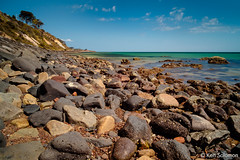 Frankston Beach. (kensol72) Tags: longexposure beach fuji australia melbourne victoria fujifilm 1855mm fujinon frankston xf xseries xe2