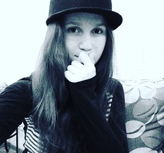 New hat  #hat #cathat by ___.u4.___ -  (SamUncleK) Tags: u4  instagram