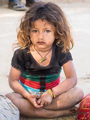Bhuj  - Hodka - Kutch - Gujarat - India (Rita Willaert) Tags: india tribe gujarat in kutch bhuj meghwar hodka neusjuweel meghwartribe