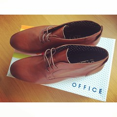 New shoes from @officeshoes #todayimwearing #shoppingspree... (Progressive Grind) Tags: easter shoes sale photooftheday shoppingspree officeshoes todayimwearing instadaily instagood uploaded:by=flickstagram instagram:photo=956620976762310741417991715