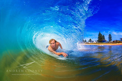 Jett on Shore (Andrew Cooney Photography) Tags: ocean sport wales nikon surf action australia surfing fisheye nsw spl bodyboarding terrigal shorebreak newsouth actionsport andrewcooney