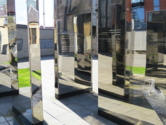 Religious Reflections 1 (S John Davey) Tags: reflection mirror scotland cathedral glasgow standrew