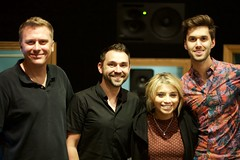 Kendall Thomsen, Jamey Ray, Kirstie from Pentatonix, Jeremy Lewis