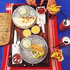 Gnam  (roscenacecilia) Tags: travel food marocco marrakesh foodlover