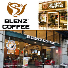 Blenz Coffee (degreefromcanada99) Tags: food canada coffee shop vancouver cafe cool downtown coffeeshop fresh popular nofilter beautifulplace wonderfulpeople blenzcoffee degreefromcanada yummyvancity