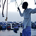 Conserving biodiversity: Fishermen adopt sustainable fishing practices; Gulf of Mannar, Tamil Nadu, 2011