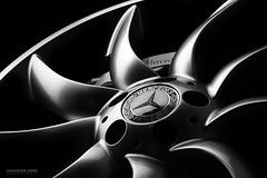 McLaren (Rawcar.com Photography) Tags: light england slr english car wheel silver deutschland photography mercedes design automobile stuttgart automotive german mclaren mercedesbenz british supercar v8 rotary sportscar strobo silber brakecaliper rawcar rawcarcom