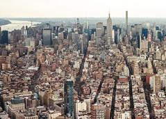 Manhattan II (danielfoster437) Tags: newyorkcity urban analog mediumformat manhattan growth manhattanskyline empirestatebuilding population urbanplanning nycskyline citygrid urbansprawl 2016 urbanarchitecture mamiya7 newyorkcityskyline newyorkphoto newyorkcitybuildings newyorkfromabove manhattanphoto freedomtowerview