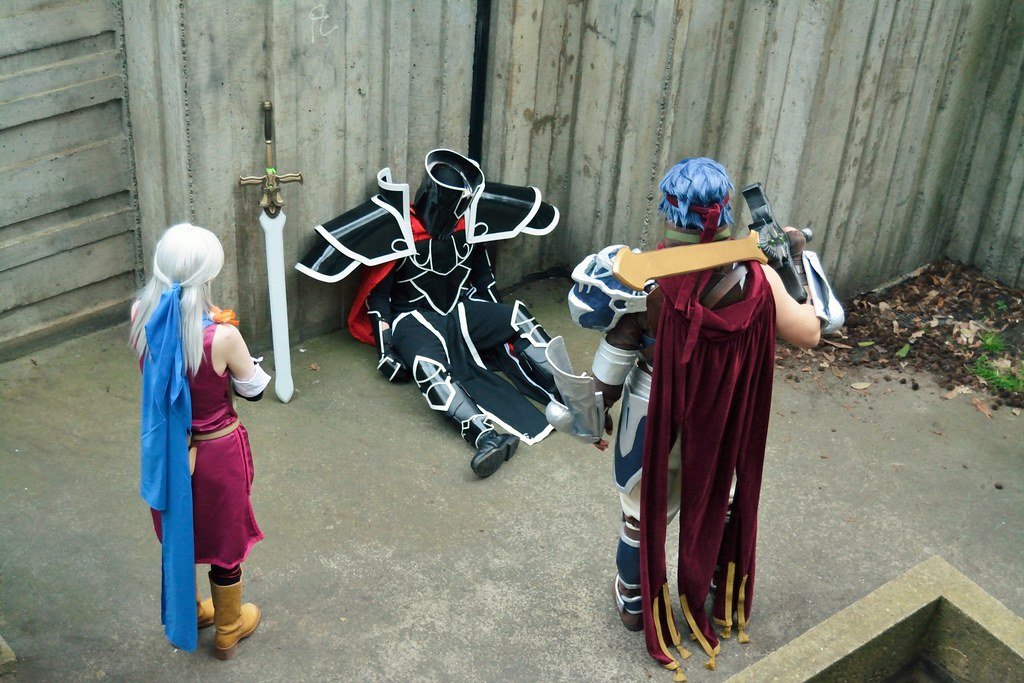 My Fire Emblem Blog Defense Against The Dark Criticisms Part 1 Ike