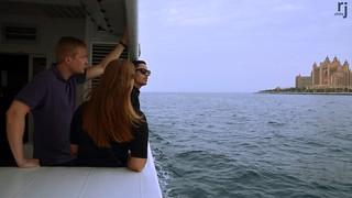 Cruising Towards Atlantis, Dubai