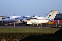 EI-RJY BAe 146 / Avro RJ-85 CityJet @ Schiphol 25-Mar-2016 by Johan Hetebrij (Balloony Dutchman) Tags: amsterdam rj jet bae schiphol ams regional avro 146 eham 2016 rj85 cityjet eirjy