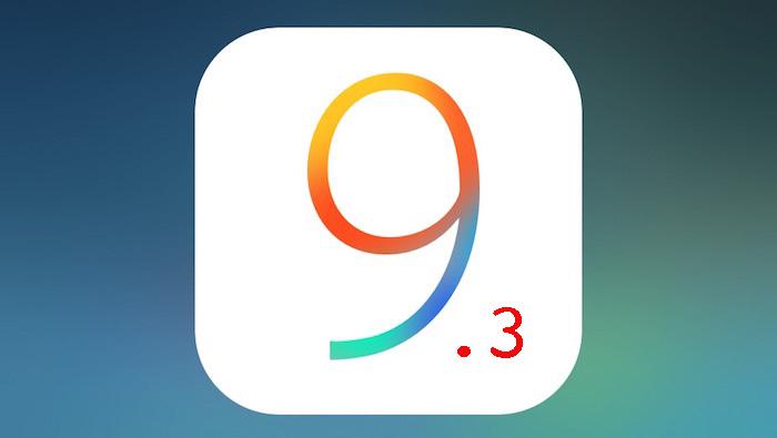 ពេលនេះ Apple បញ្ចេញ Firmware iOS 9.3 ថ្មីសម្រាប់ iPad ចាស់ៗជាបណ្តើរហើយ ដើម្បីដោះស្រាយបញ្ហាជាប់ iCloud!
