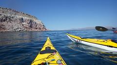 day 9 (sraanasol) Tags: ocean mexico meer kayak seakayak bajacalifornia baja kajak seekajak seekajaktour