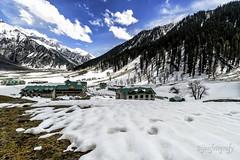 Snow ... (Bijanfotografy) Tags: mountain snow zeiss landscape nikon kashmir jk jammukashmir sonamarg nikond800 zeissdistagon15mm28