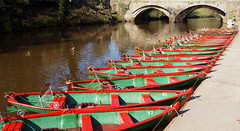 2016_04_0122 (petermit2) Tags: river boat yorkshire knaresborough northyorkshire rowingboat rivernidd