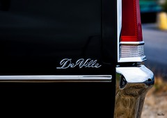 de ville... (Stu Bo) Tags: light usa sunlight car canon reflections classiccar vintagecar shadows ride details smooth machine icon oldschool chrome delight warrior script legend luxury taillight rearend coolcar showcar vintageautomobile worldcars onewickedride certifiedcarcrazy idreamofcarsmotorsandhorsepower sbimageworks canonwarrior