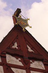das Auge Gottes (doerrebachtaler) Tags: hdr drache hunsrck stiftung rheinbllen marienkapelle drachenkopf gottesauge puricelli puricellistift