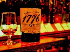 JamesEPepper1776Rye (MarkRosauer) Tags: tokyo rye whisky tastetaste jamespepper hasegawaliquors