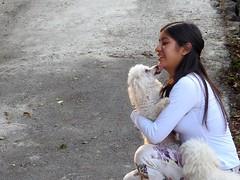 AMOR DEL BUENO (FOTOS PARA PASAR EL RATO) Tags: personas perros mascotas