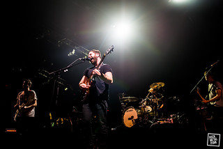22-03-16 // Foals at The Richmond Coliseum // Shot by Jake Lahah