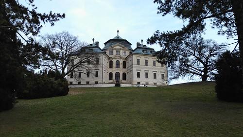 Karlova Koruna v Chlumci nad Cidlinou.