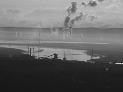 Grangemouth (johnomason) Tags: scotland industrial stirling estuary forth refinery
